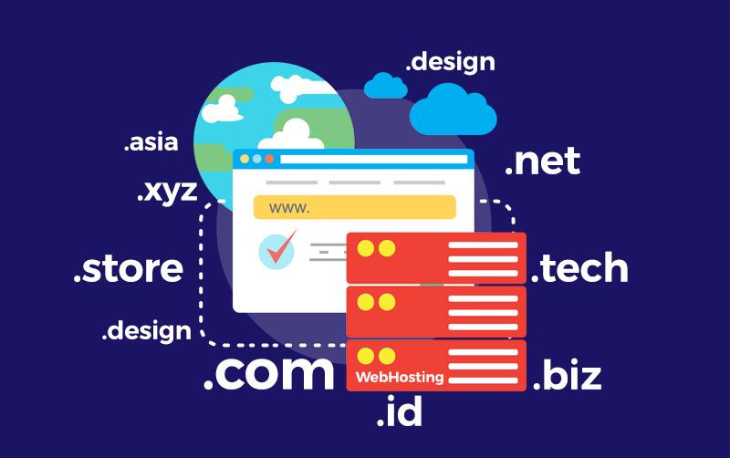 40+ Apa beda domain dan hosting viral