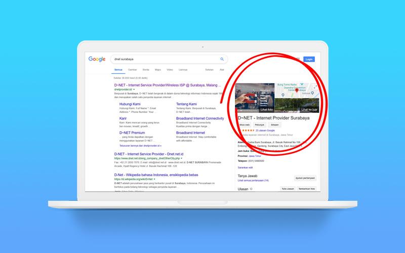Menjangkau Lebih Banyak Pelanggan dengan Goggle Bisnisku