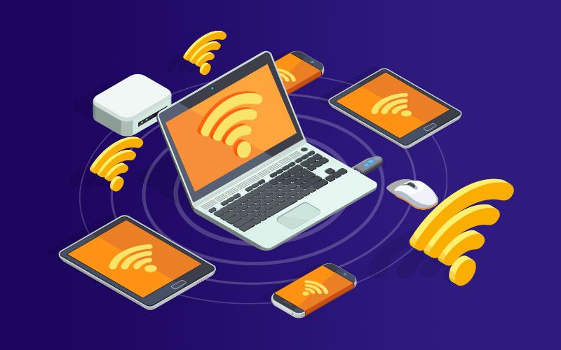 Perbedaan Wifi 2,4 dan 5 GHz
